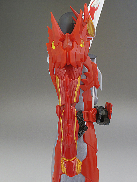 SHF セイバー ブレイブドラゴン35
