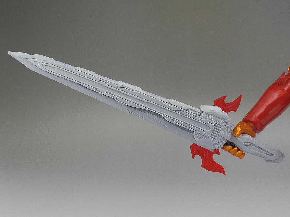 SHF セイバー ブレイブドラゴン56