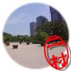 韓国 汝矣島公園