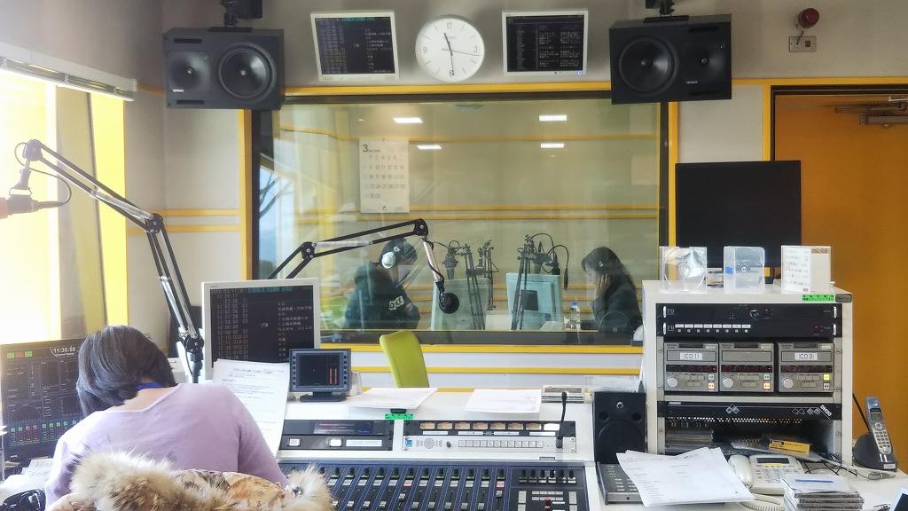 FMラジオ 出演