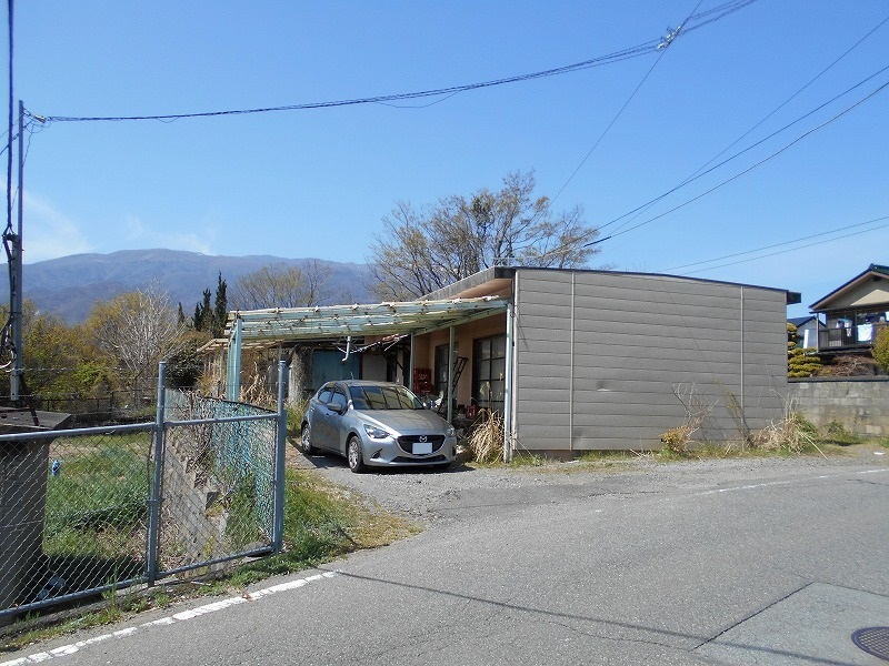 韮崎市富士見が丘一丁目 土地