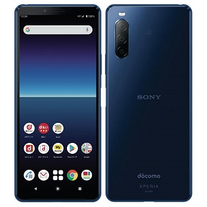 485_Xperia 10 II SO-41A_logo