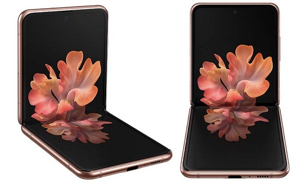 492_Galaxy Z Flip 5G SCG04_imagesB