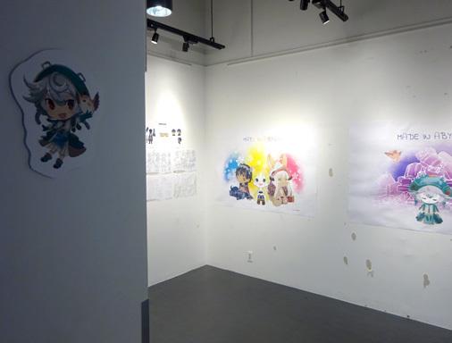 「メイドインアビス 深き魂の黎明」POP UP STORE in 紀伊國屋書店西武渋谷