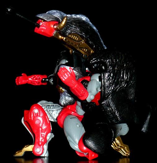 サイバトロン 突撃員 ビッグホーン ロボットモード
