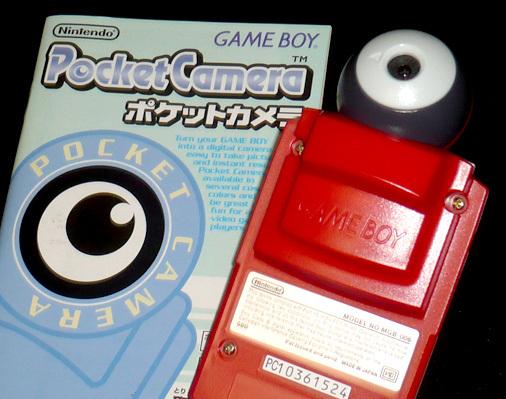 GB ポケットカメラ