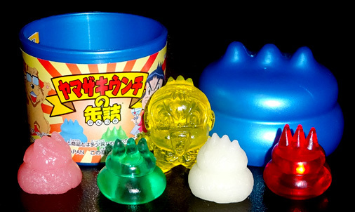 学級王ヤマザキ ヤマザキウンチの缶詰