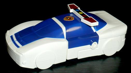 サイレンダー パトカーモード