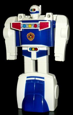 サイレンダー ロボットモード
