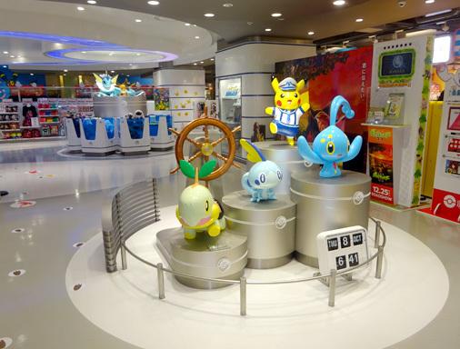 ポケモンセンターヨコハマ/マルイシティ横浜