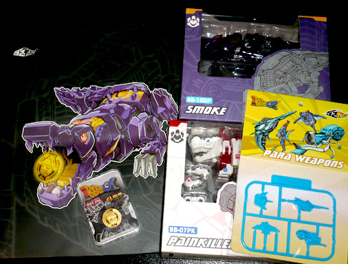 Beast BOX 4周年記念セット
