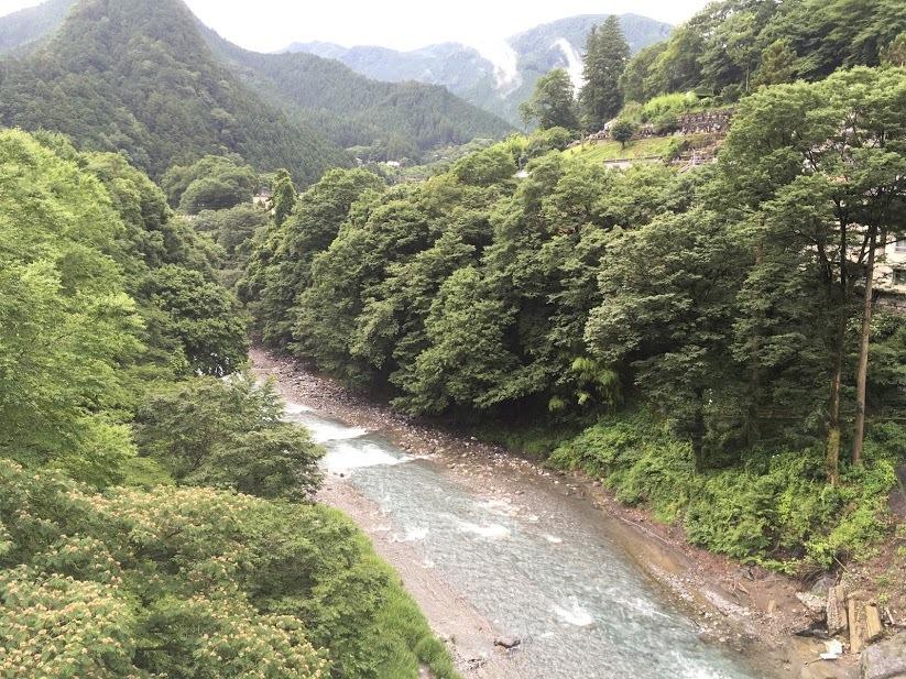 本仁田山/川