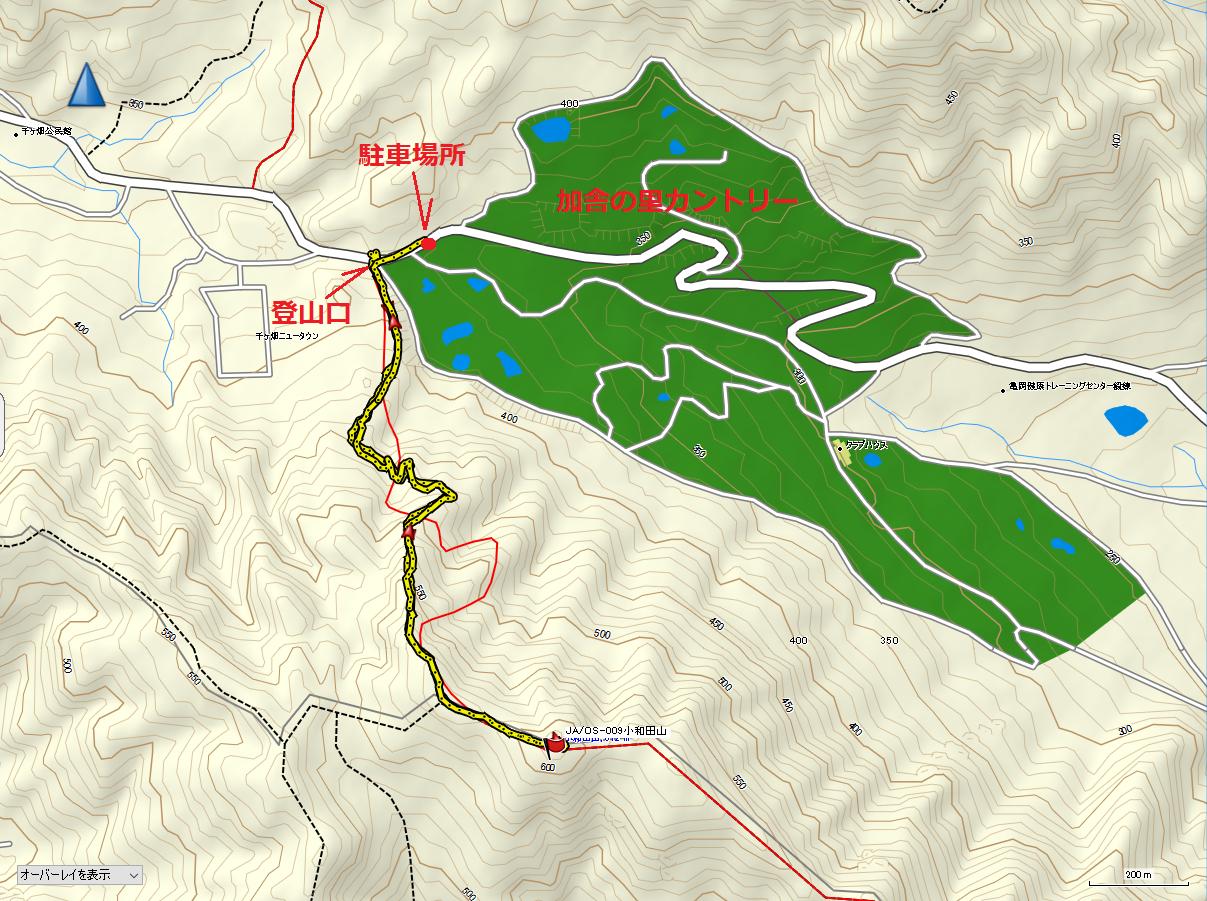 2020小和田山/地図