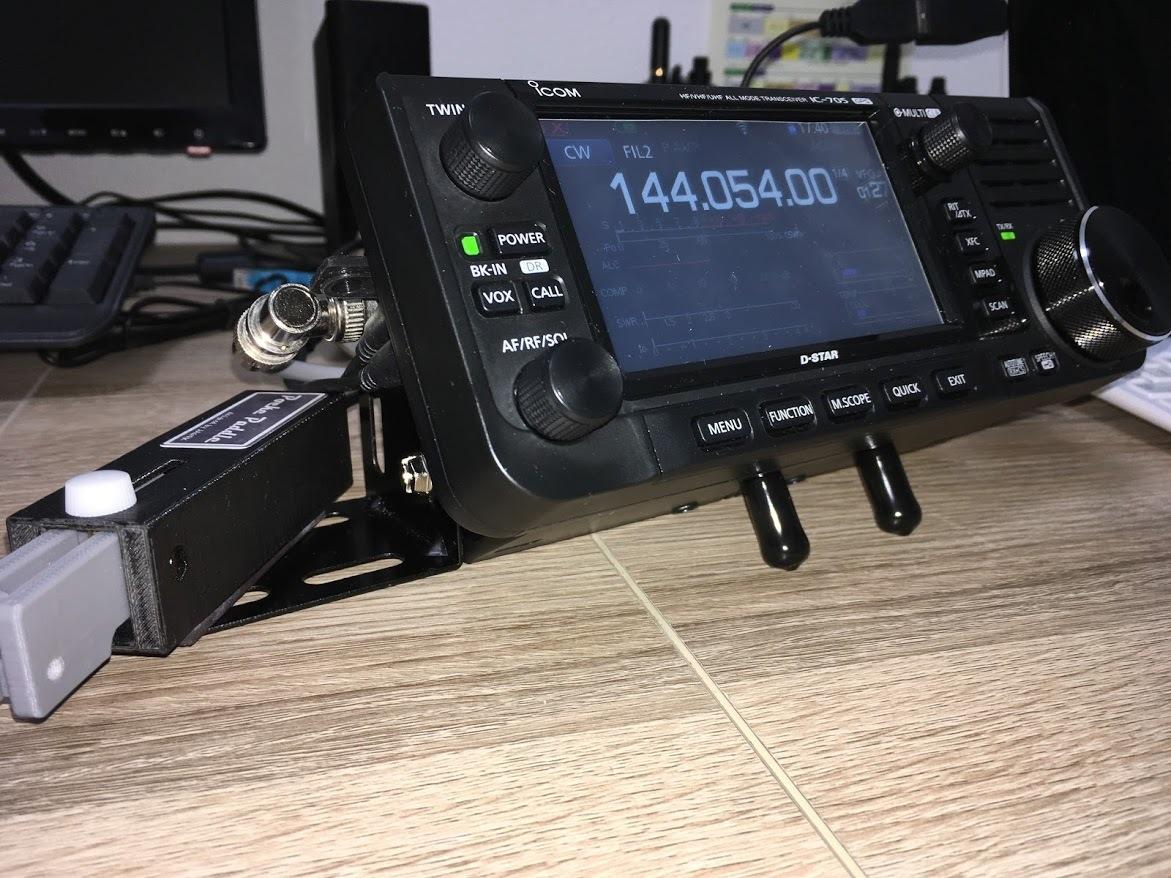 IC705/パドル台