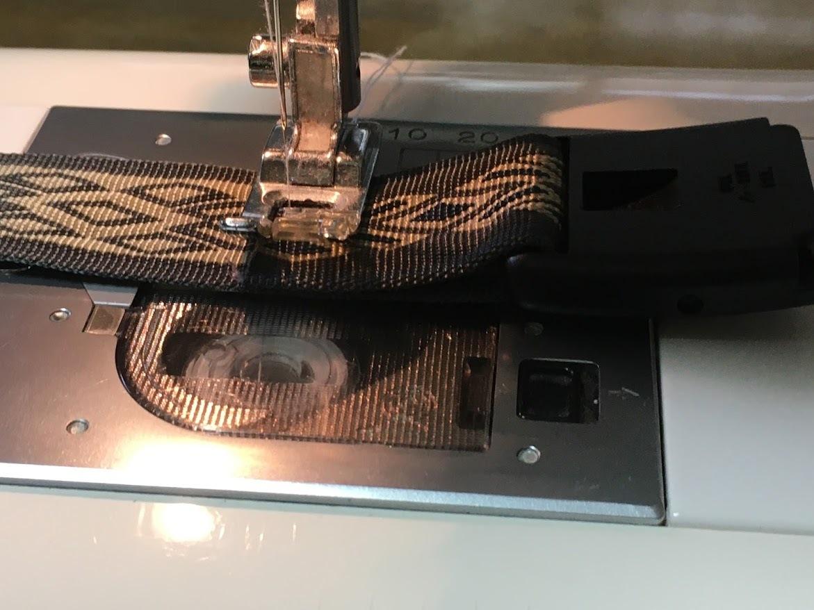 IC705ケース/裁縫
