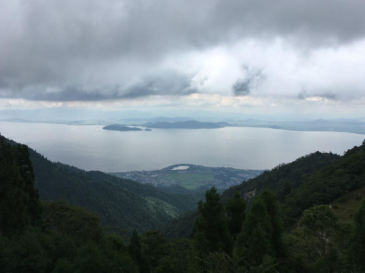 2020武奈ヶ岳/琵琶湖