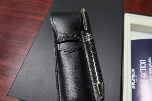 頂いたしゅてきなペン