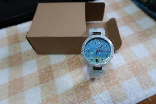 海とかもめ部 バングル腕時計
