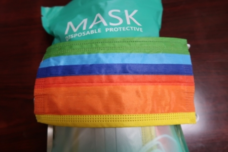レインボーマスク