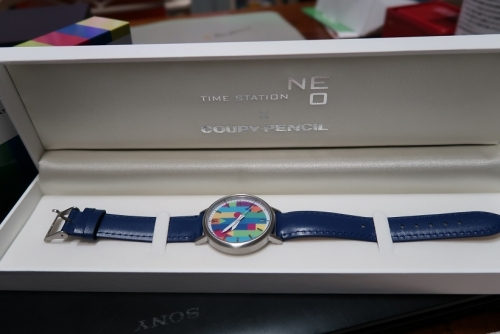 クーピー腕時計