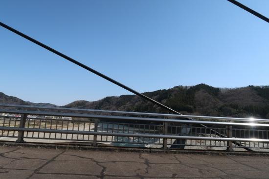 那珂川 烏山大橋