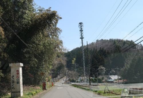 栃木 ホタルの里よこまくら