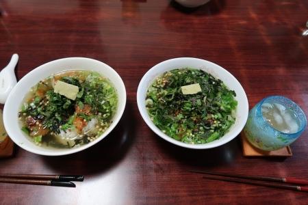 秋刀魚の蒲焼茶漬け