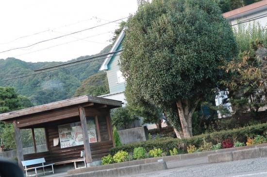 静岡市 バス停