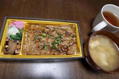 栃木ゆめポークお弁当