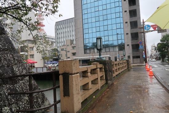 駿府城公園 城代橋