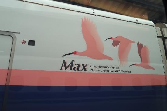 東京駅 MAXトキ