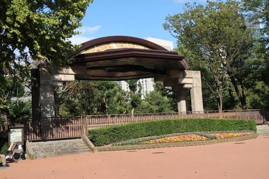 日比谷公園小音楽堂
