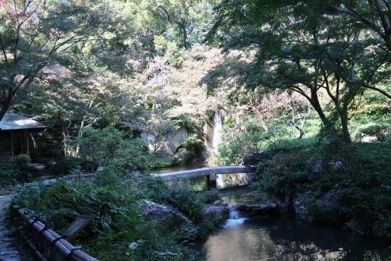 浜松城公園 滑滝