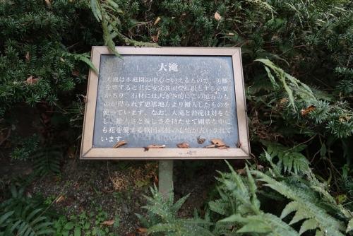 浜松城公園 大滝