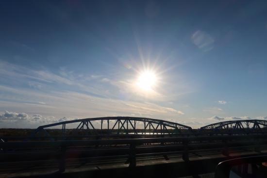 天竜川の橋