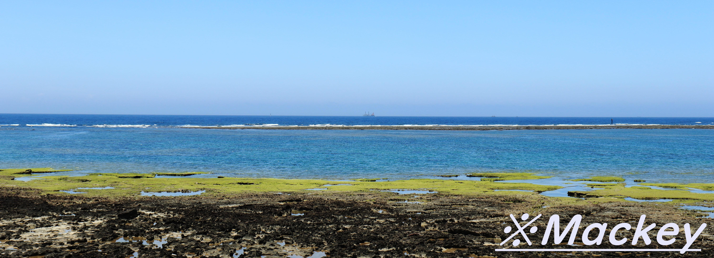 奥武島の海IMG_2162