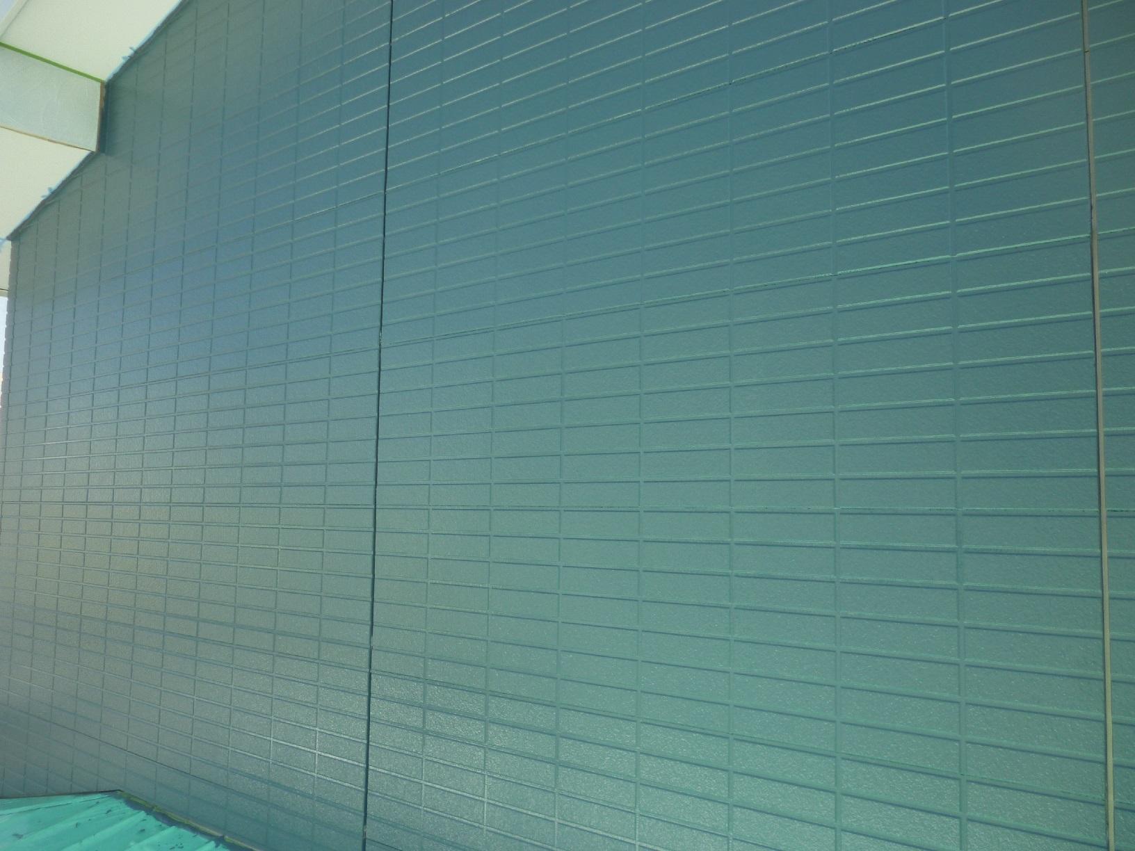 新栄町H様邸 外壁 上塗3