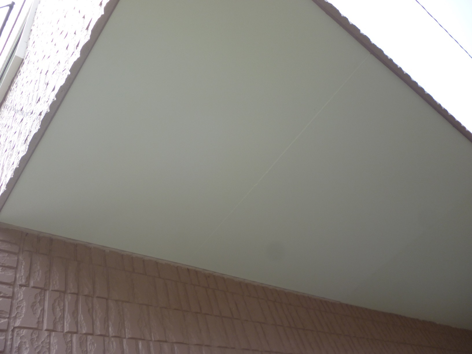 若竹町M様邸 外壁 上塗4