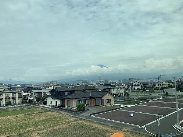 富士山どこや~!