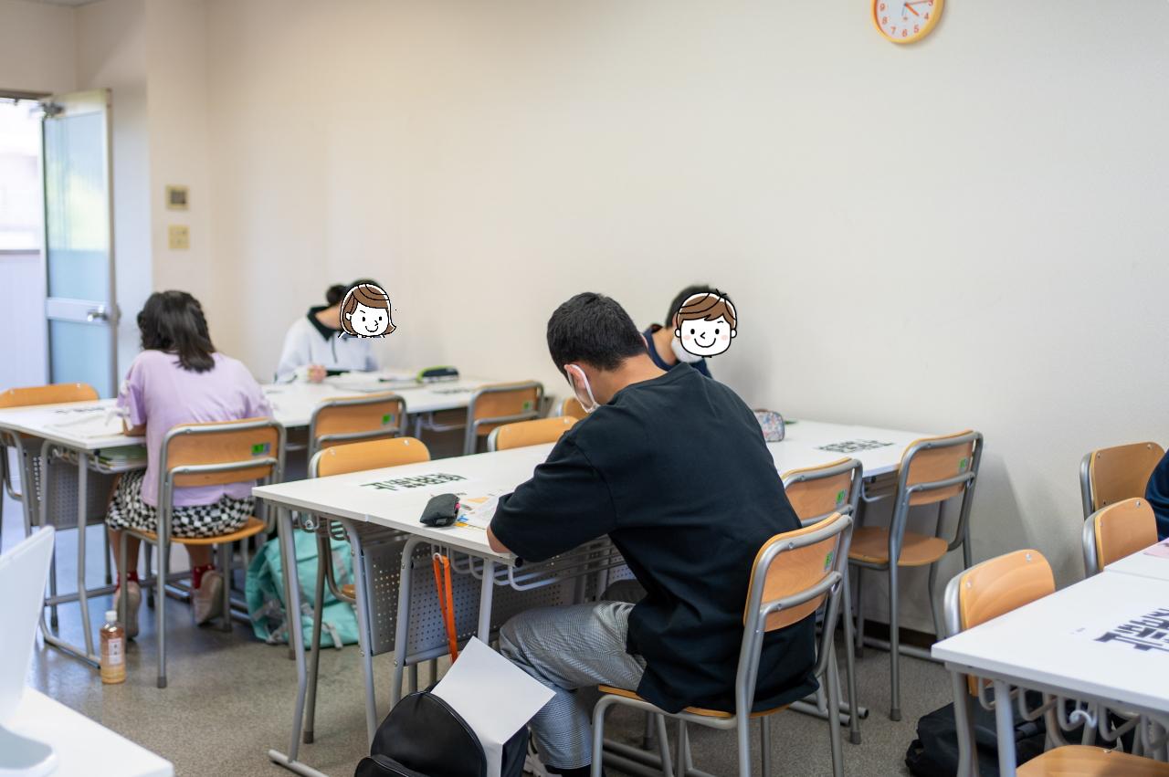 507自習室