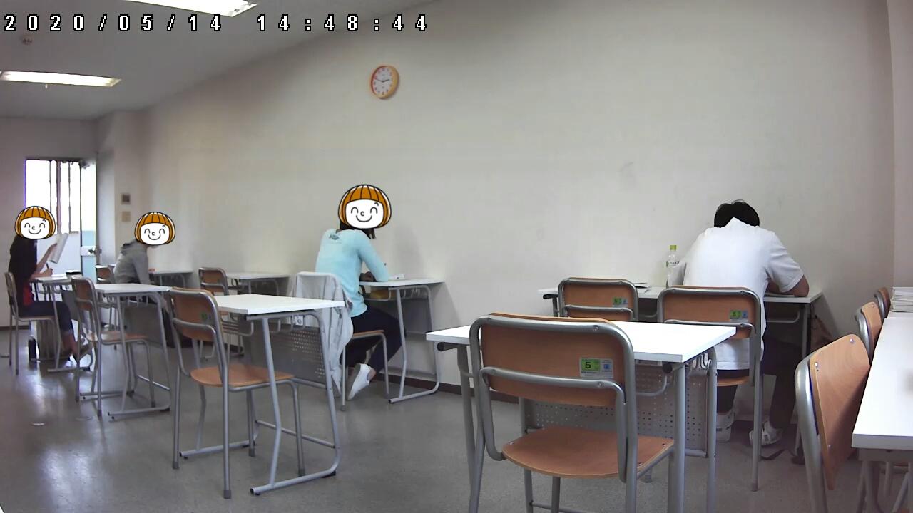 514自習室