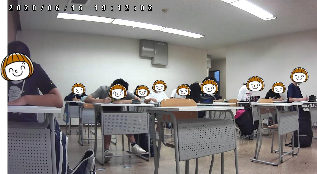 0615自習室