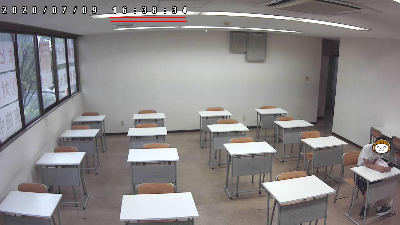 0709自習室