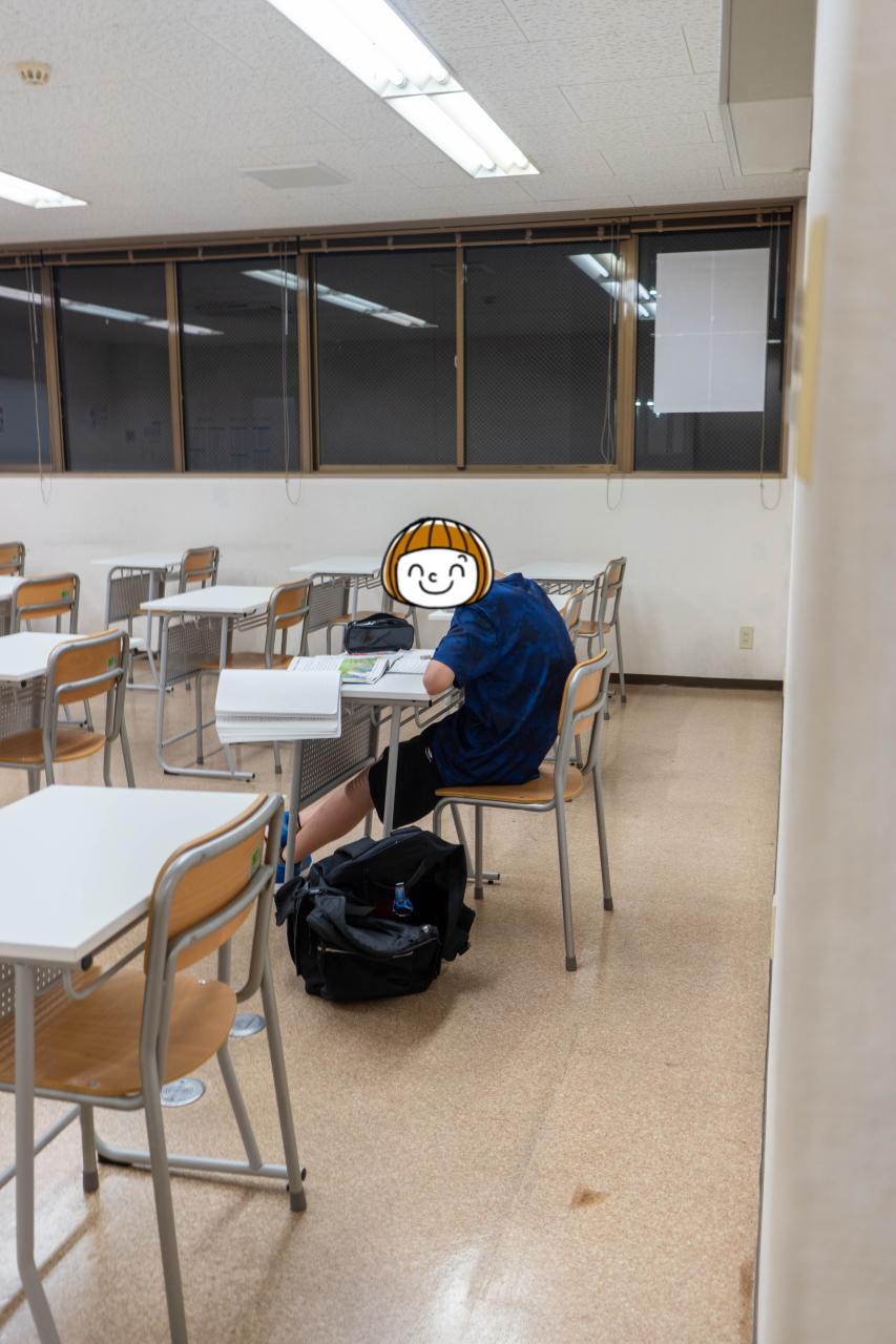 自習室0729
