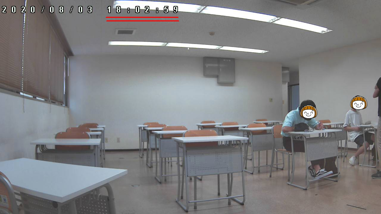 0803自習室