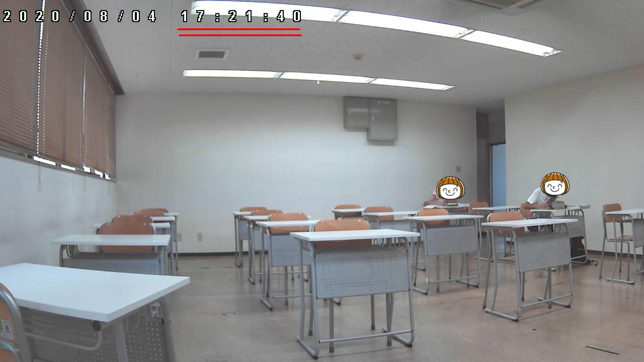 0804自習室