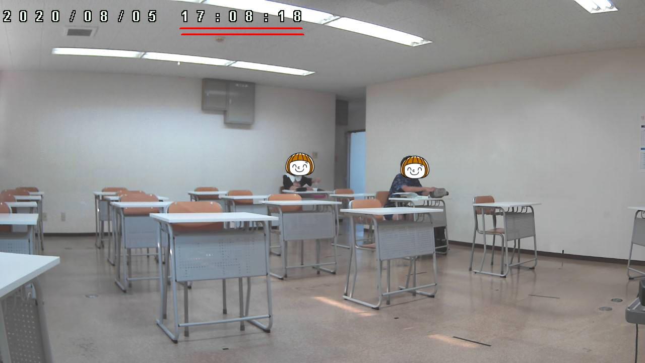 0805自習室