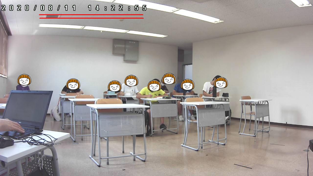 0811自習室