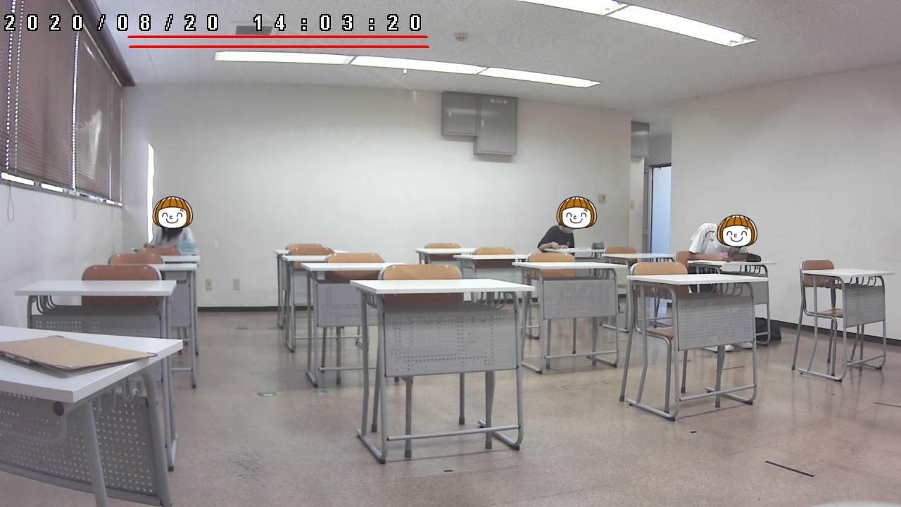 0820自習室