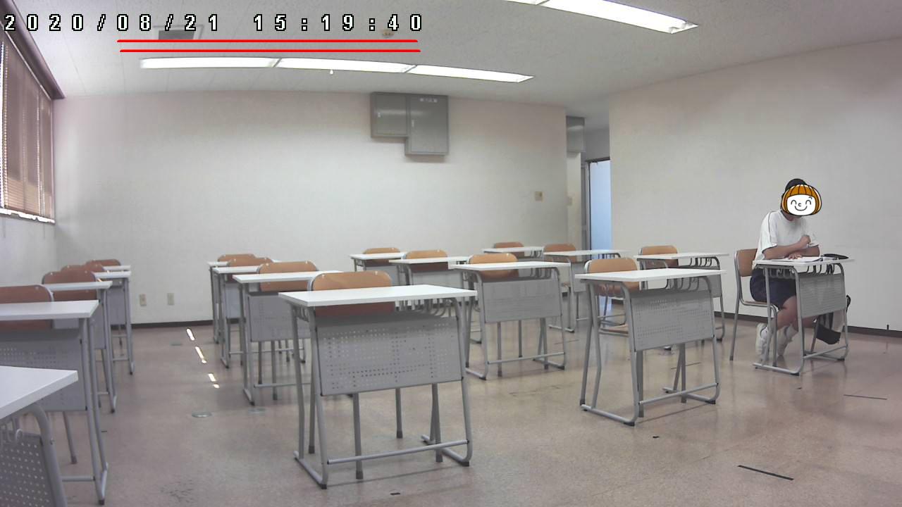 0821自習室